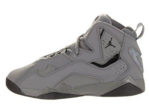 Kids Nike Flight Grey Shoe True Basketball Bg Jordan Rvwf5qf