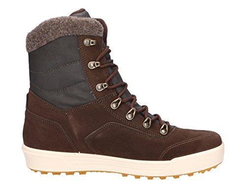 Kazan Randonnée Hautes Multicolore 0493 Ii dark De Mid Lowa Homme Gtx Chaussures Brown RdqxFFZB