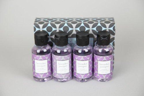 Rainbow fragrances lavender