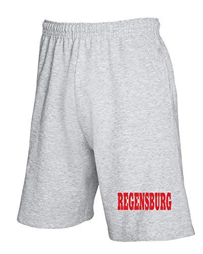 Tuta Grigio Football Wc0785 shirtshock Pantaloncini Regensburg T Germany PtnqCwE4x