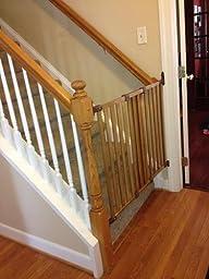 Amazon Com Kidco Angle Mount Wood Safeway Oak Indoor