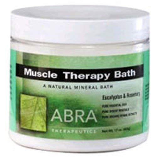 ABRACADABRA BATH,MUSCLE THERAPY, 17 OZ