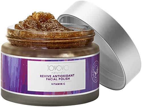 antioxidant facial polish exfoliator dermatologist