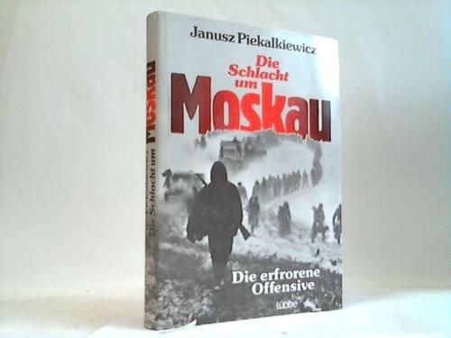 Die Schlacht um Moskau. Die erfrorene Offensive