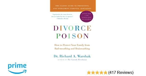 Divorce Poison Pdf