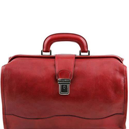 Tuscany Leather Raffaello Doctor leather bag ()