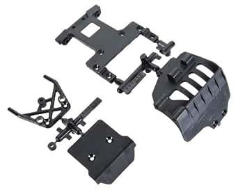 Arrma AR320004 Bumper Rear Plate