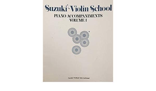 Suzuki - Libro de notas de violín para la escuela de piano con ...