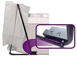 Smart Spa Supply - Deluxe Bottom Mount Cover Lift System w Towel Bar for Hot Tub or Spa
