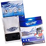 Smart Phone Rescue Kit Absorbs Moisture Water Damage from Smartphones, Mobile Phones etc