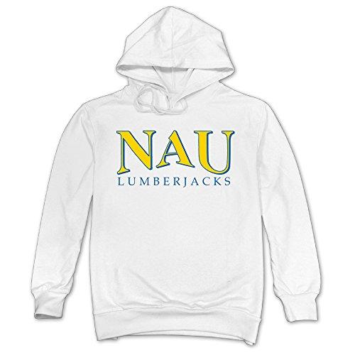 Huma Men's Northern Uni Arizona Autumn Sportswear L White (Evil Cheerleader Dress)