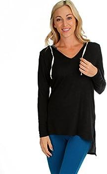 Lyss Loo Women's Hooded Sweater