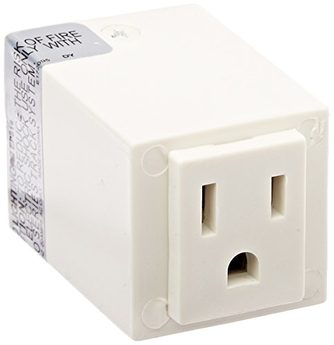 Elco Lighting EP814W EP814 Outlet Adapter