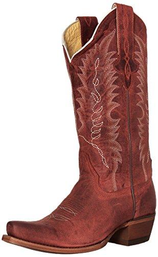 Cinch Classique Femmes Sydnee Western Boot Rouge