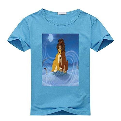 Chenhuistore Custom Women's Plus Size Sunglasses The Lion King T-Shirt For Women Large Sky - Size Plus Sunglasses