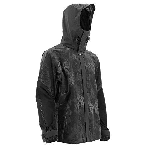 HUK H4000002-070-M Huk All Weather Jacket, Kryptek Typhon, Medium