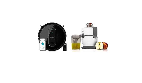 Cecotec Robot Aspirador Conga Serie 1590 Active + Licuadora ...