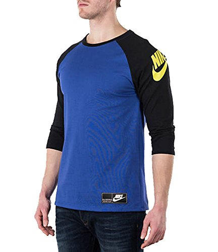 9b1f0ac3 Nike Mens NSW 3QT Heavyweight Raglan Baseball T-Shirt - Buy Online in UAE.  | Apparel Products in the UAE - See Prices, Reviews and Free Delivery in  Dubai, ...