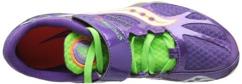 Barato Venta Footlocker Imágenes De La Mujer Saucony Spitfire 2 De Las Tejas De Color Púrpura / Limo Envío gratuito Comprar para Profesional de liquidación Precio bajo para la venta Venta 100% auténtica en línea VJ6Izo