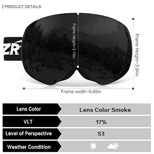 Buy value snowboard goggles