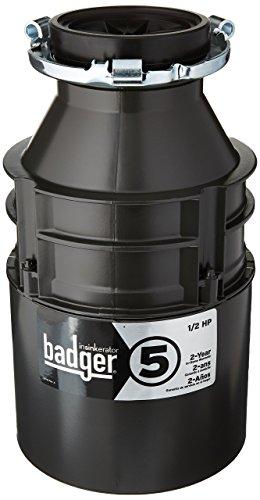 Insinkerator BADGER5 Badger 5 Garbage Disposer by In-Sink-Erator