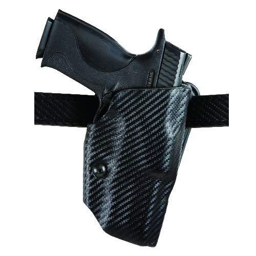 - Safariland 6377 ALS Belt Slide Holster, Glock 17, 22 w/ITI M3 Light, STX Tactical, Black, Right