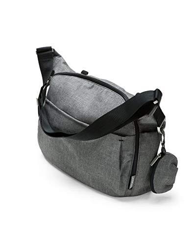 Stokke Xplory Changing Bag, Black Melange