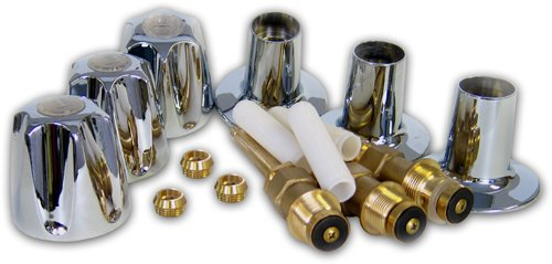KISSLER RBK6346 Price Pfister Tub/Shower Valve Rebuild Kit by KISSLER & CO. INC