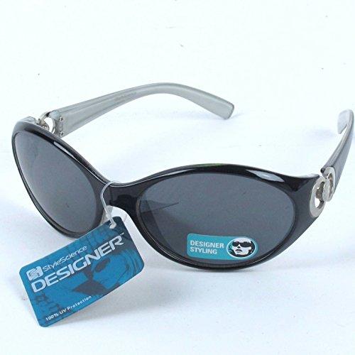 StyleScience Designer Women's Sunglasses. 100% UV - Stylescience Sunglasses