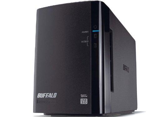 Buffalo Technology DriveStation Duo 6 TB External Hard Drive