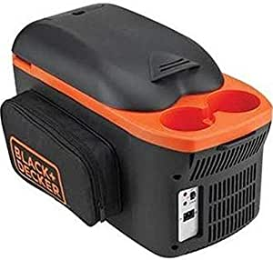 thermoelectric cooler 8L black and decker