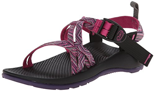 Chaco ZX1 Ecotread Kids Sport Sandal (Toddler/Little Kid/Big Kid), Faded Pink, 4 M US Big Kid