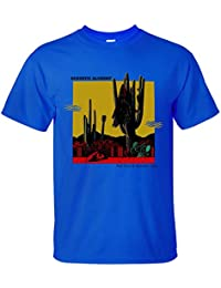 Men's Acoustic Alchemy Red Dust & Spanish lace T-Shirt blue