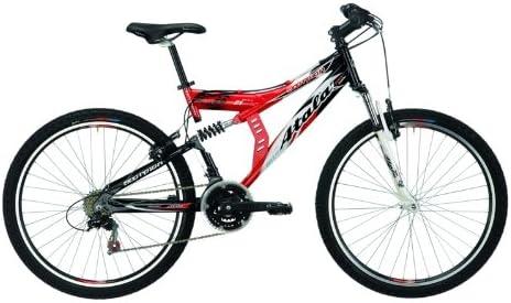 Color Rojo Bicicleta de monta/ña Unisex Talla M ATALA SCORPION18B 165-172 cm