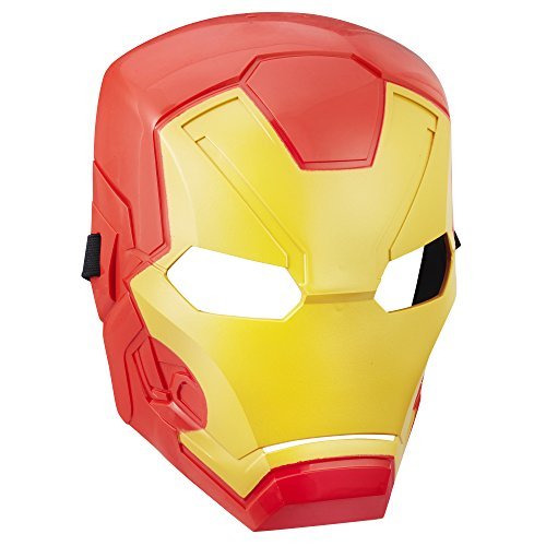 Plastic Iron Man Costumes - Marvel Avengers Iron Man Basic