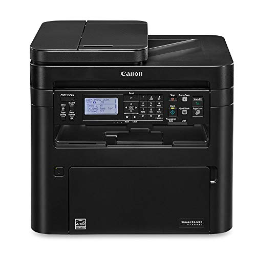 (Canon imageCLASS MF264dw (2925C020) Multifunction, Wireless Laser Printer, 2018 Model with AirPrint, 30 Pages Per Minute and High Yield Toner Option)