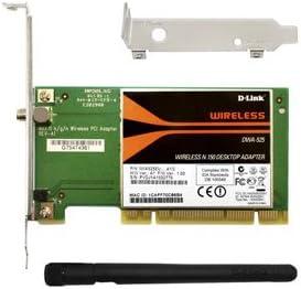 Wireless N 150 Desktop Pci Adapter 802.11n 150mbps