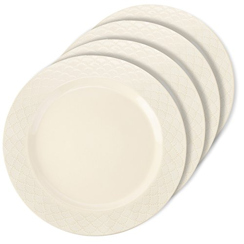Signature Housewares 4891 Sahara Dinner Plates (Set of 4), - Nc Macys