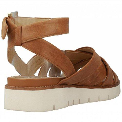 GEOX Sandalias y chanclas para mujer, color marr�n, marca, modelo Sandalias Y Chanclas Para Mujer D DARLINE Marr�n