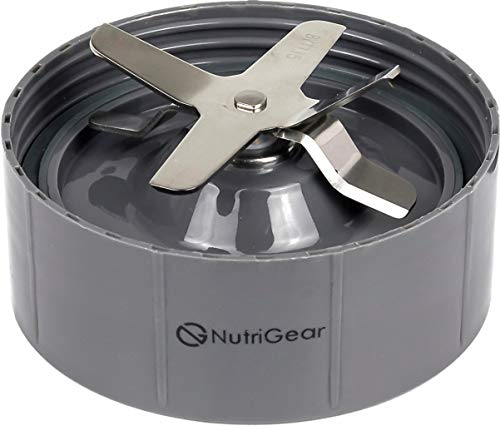 NutriGear  Extractor Blade Replacement  for nutribullet , Replacement Parts & Accessories | Fits NutriBullet 600w and Pro 900w Blender