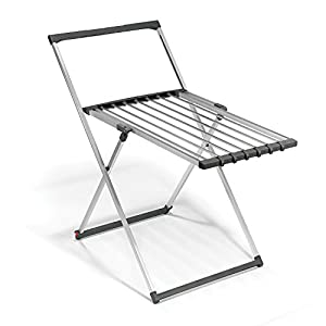 "Polder DRY-9070 Ultralight Laundry Drying Stand, 44"" x 24"" x 43"", Aluminum"