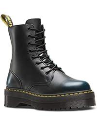 Mens Jadon 8-Eyelet Leather Boots