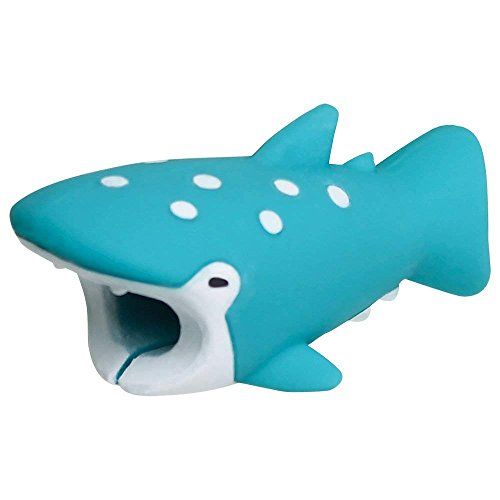 Cable chompers Cable Biters Cable chewers Cable bite Prime Cable Accessory (Whale Shark)