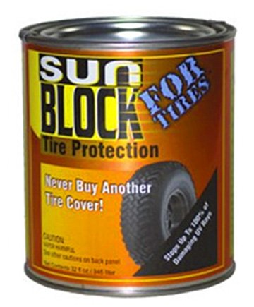 SunBlock For Tires®