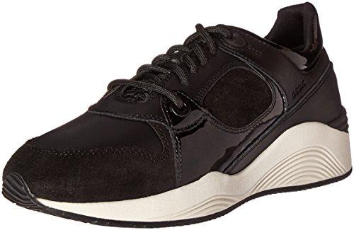 Geox Women's Womaya12 Walking Shoe - Black - 42 M EU / 11...