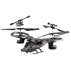 Top Quality Remote Control Avatar Flying Helicopter RC Drone, 4-Channel with Gyroscope, Long Flight Time, Light Weight. Great Indoor/Outdoor Fun for All Ages!PRODUCT SPECS:  Brand: Attop Model: YD-718 Avatar Color: Dark Gray Size: 18x24x9cm (...