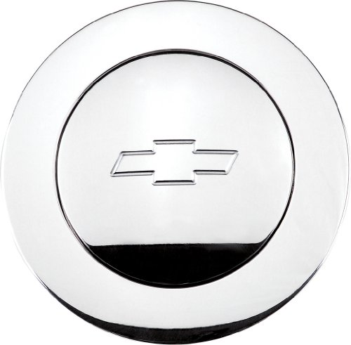 Billet Specialties 32325 Bowtie Logo Large Horn Button