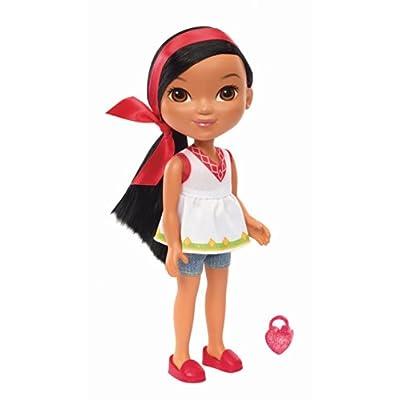 Fisher-Price Nickelodeon Dora and Friends Naiya: Toys & Games