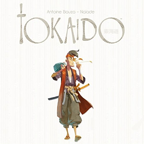 Tokaido Deluxe Board Game by Passport Game Studios