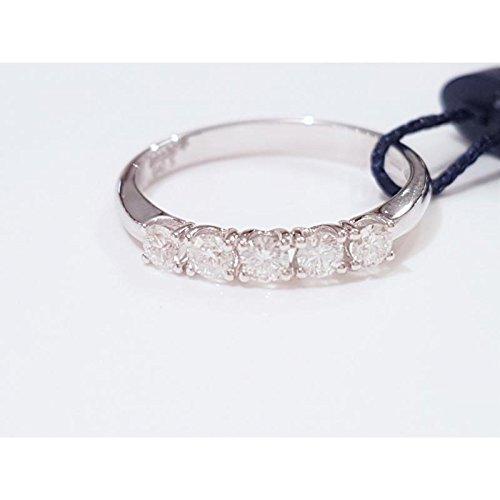 Bague davite aa03006040s or blanc diamant